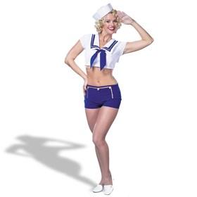 Hey Sailor  Adult Costume