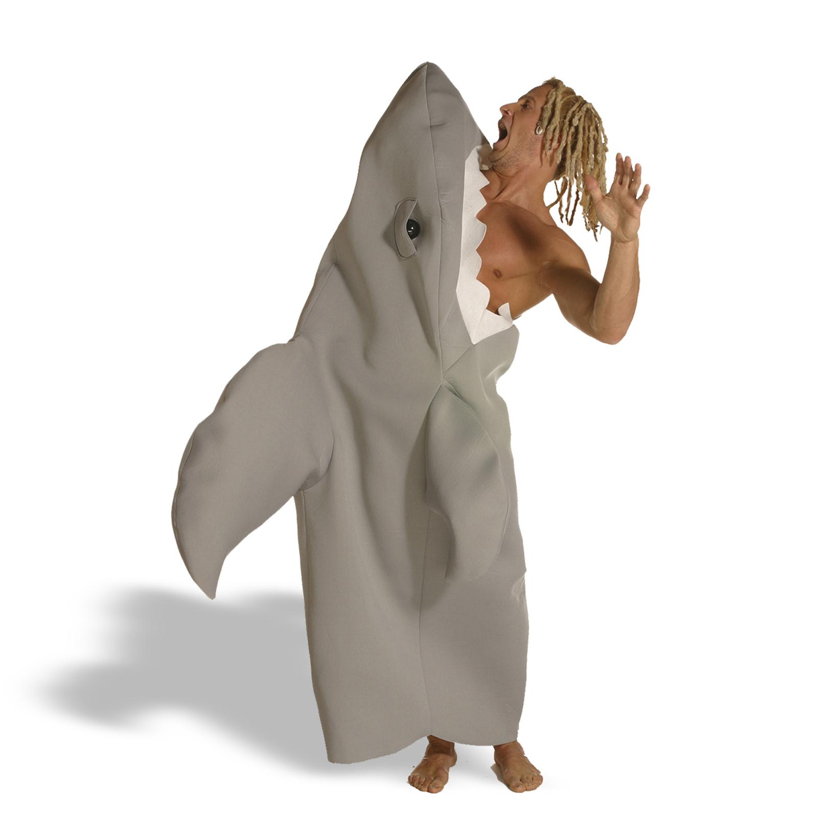 Как сшить костюм акулы для мальчика своими руками