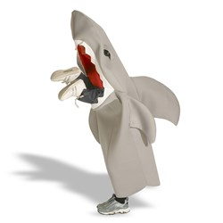 Lil' Man Eating Shark Child Costume