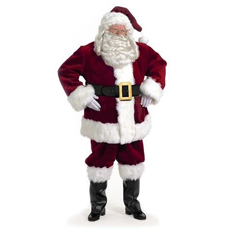 Majestic Santa Suit Costume