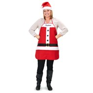 Holiday Apron & Hat Set