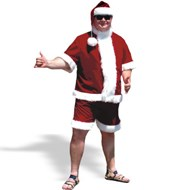 Sunny Claus Adult