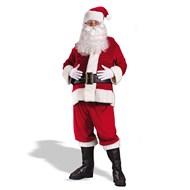 Rich Velvet Santa Suit