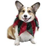 Pet Costume - Christmas Star Collar Small