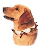 Pet Costume - Furry Jingle Collar Small