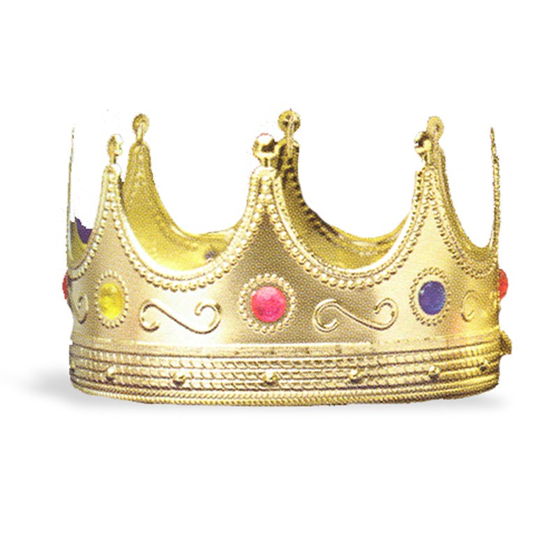 Regal King Crown for the 2015 Costume season.