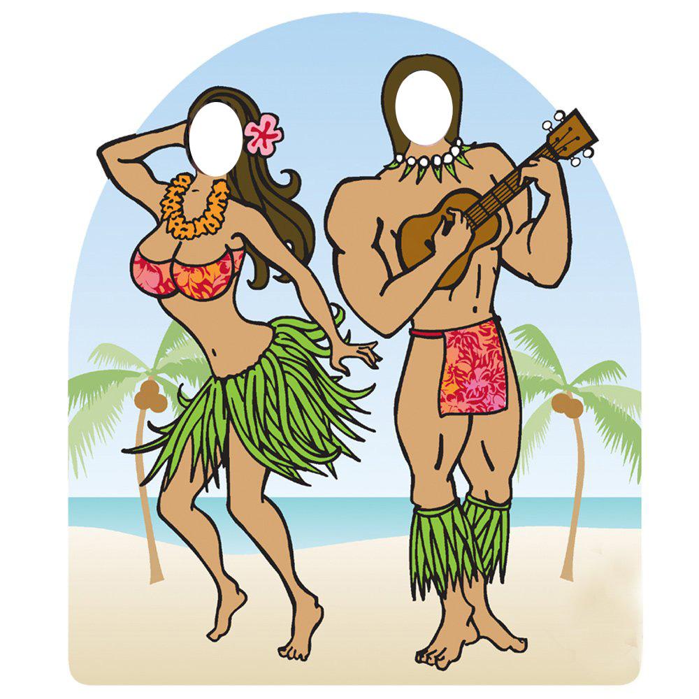 funny hawaiian clip art - photo #20