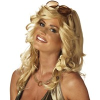 Discorama Mama Blonde Wig Adult - Costumes