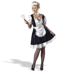 Fiona The French Maid Plus  Adult