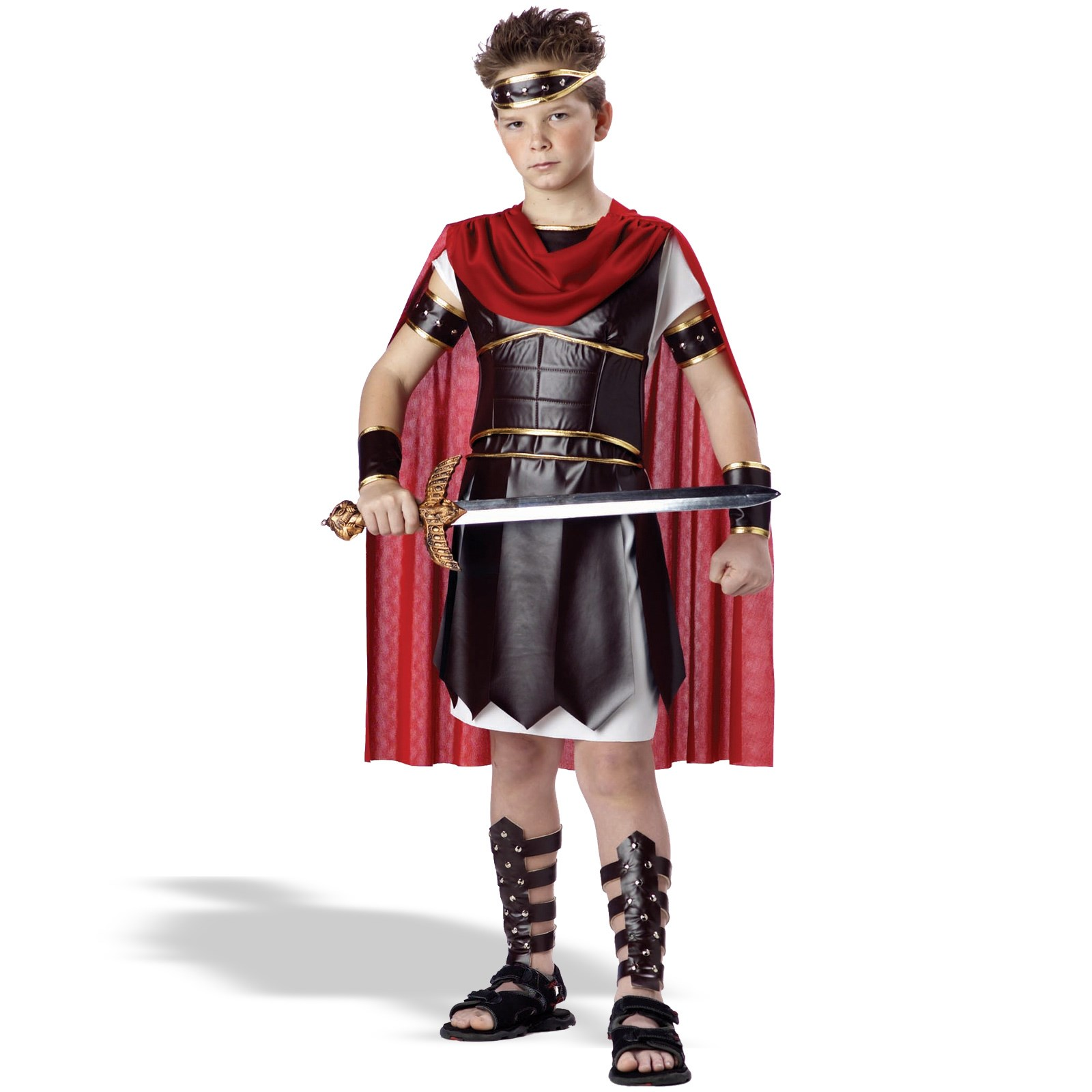 Gladiator Warrior Child Costume
