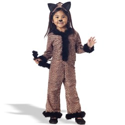 Lil' Leopard Toddler Costume