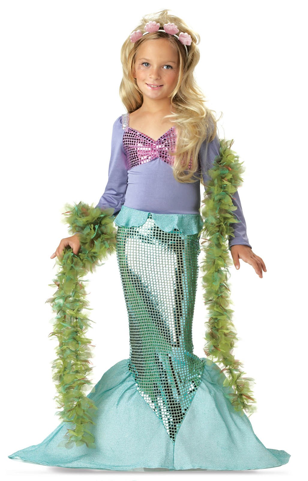 mermaid costumes kids