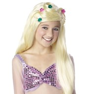 Magical Mermaid Wig Child