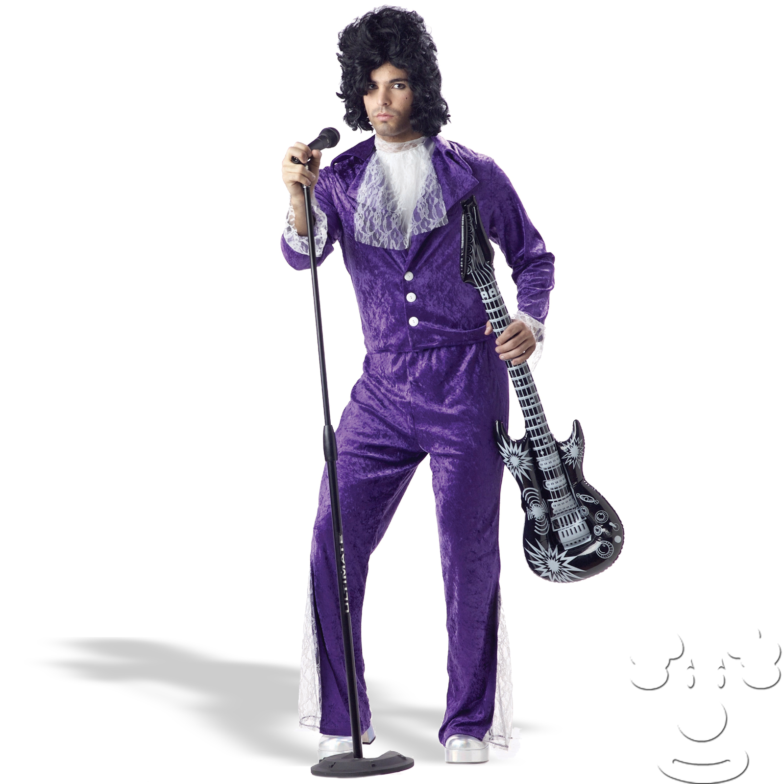 4) Prince Musician Costume - Shoot the J!  sc 1 st  TVdance & Top 10 Halloween Costume Ideas