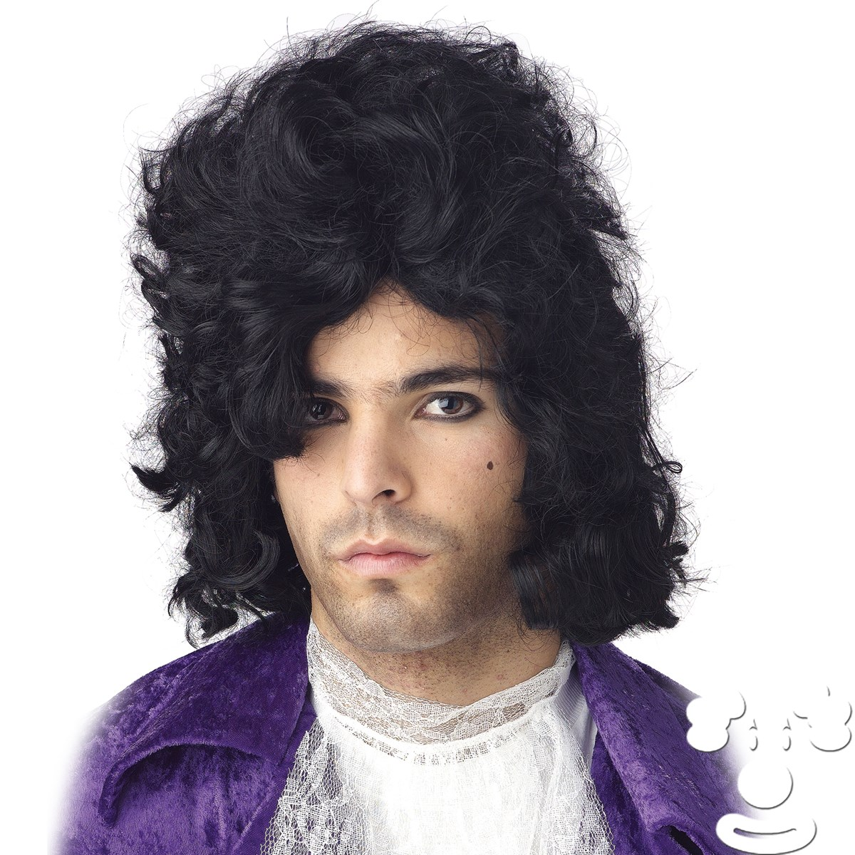 Wigs That Look Like Prince 102