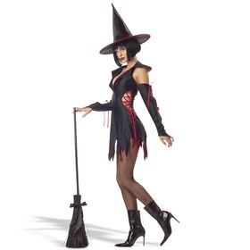 Sexy Witch Adult Medium