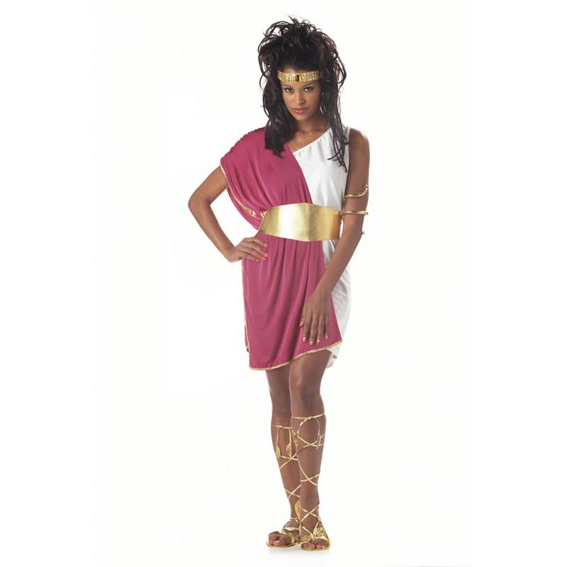 Toga Woman Adult Costume for the 2015 Costume season.