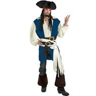 Captain Jack Sparrow Deluxe Adult