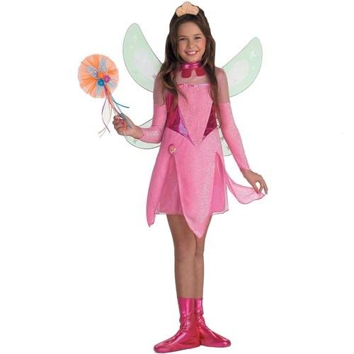 Tags winx club flora deluxe child costume winx club flora deluxe