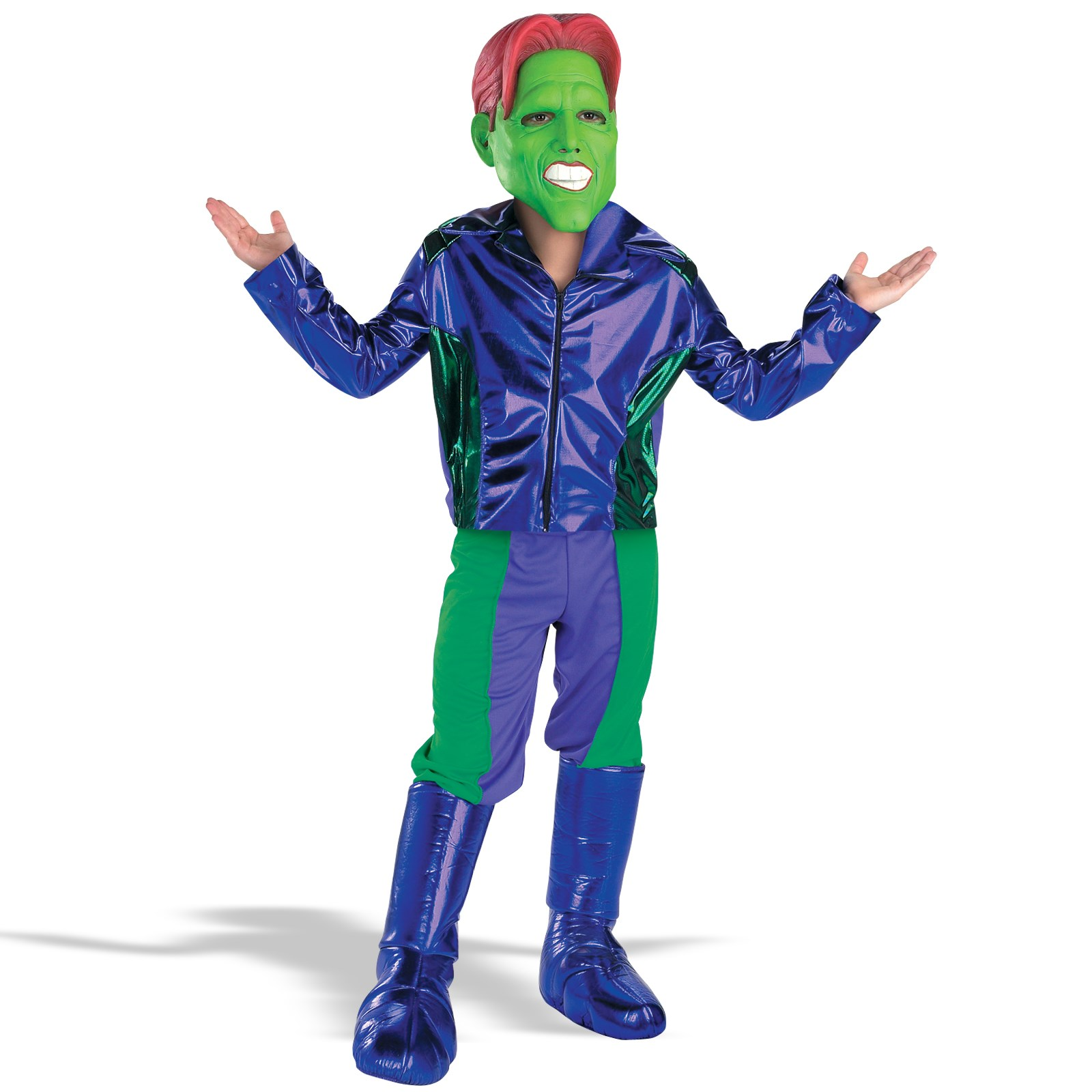 Son of the Mask Deluxe Child | BuyCostumes.com