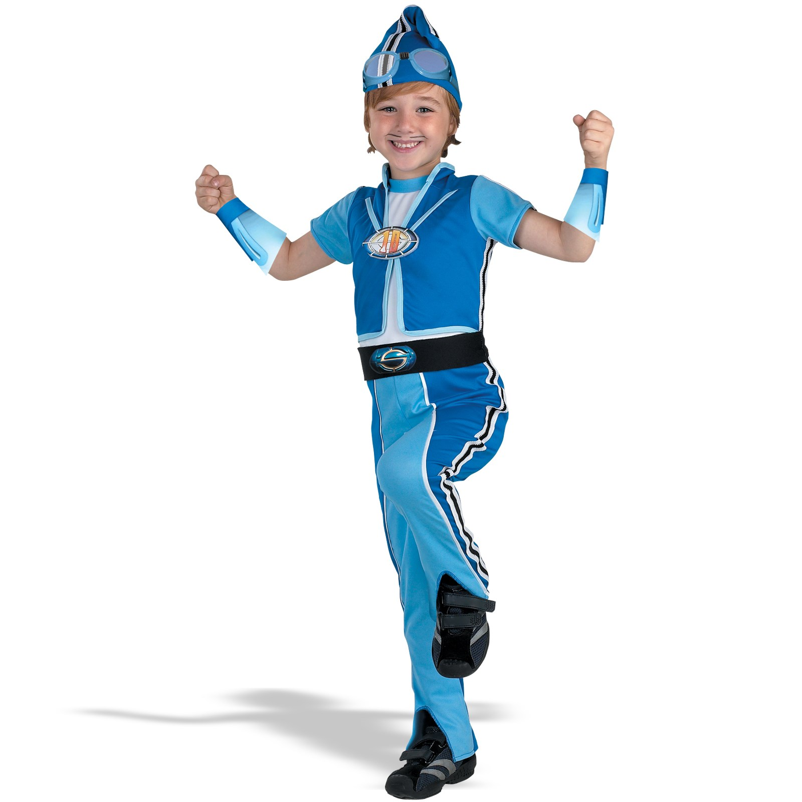 lazytown nickelodeon nick jr sportacus deluxe child