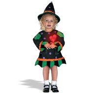 Whimsical Witch Toddler 12-18M