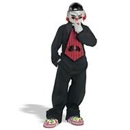 Street Mime Child 10-12