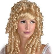 Godyssey Blonde Curls Wig