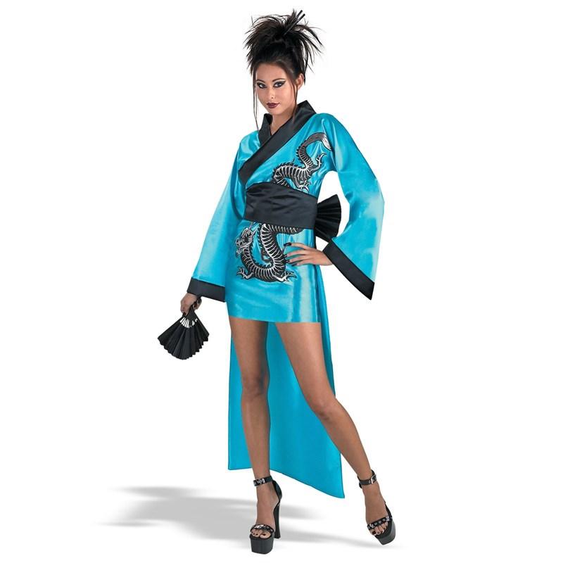 Dragon Geisha Adult Costume for the 2015 Costume season.