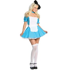 Sexy Alice Adult Costume