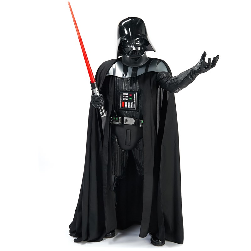 Star Wars Darth Vader Collectors (Supreme) Edition Adult Costume for the 2015 Costume season.