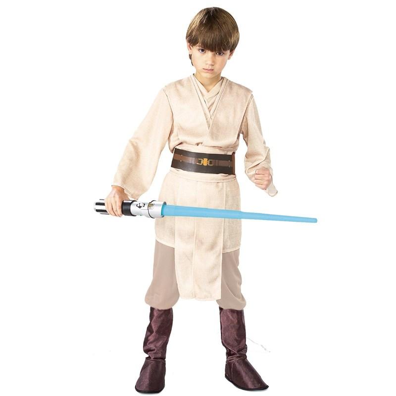 Star Wars Jedi Deluxe Child Costume for the 2015 Costume season.