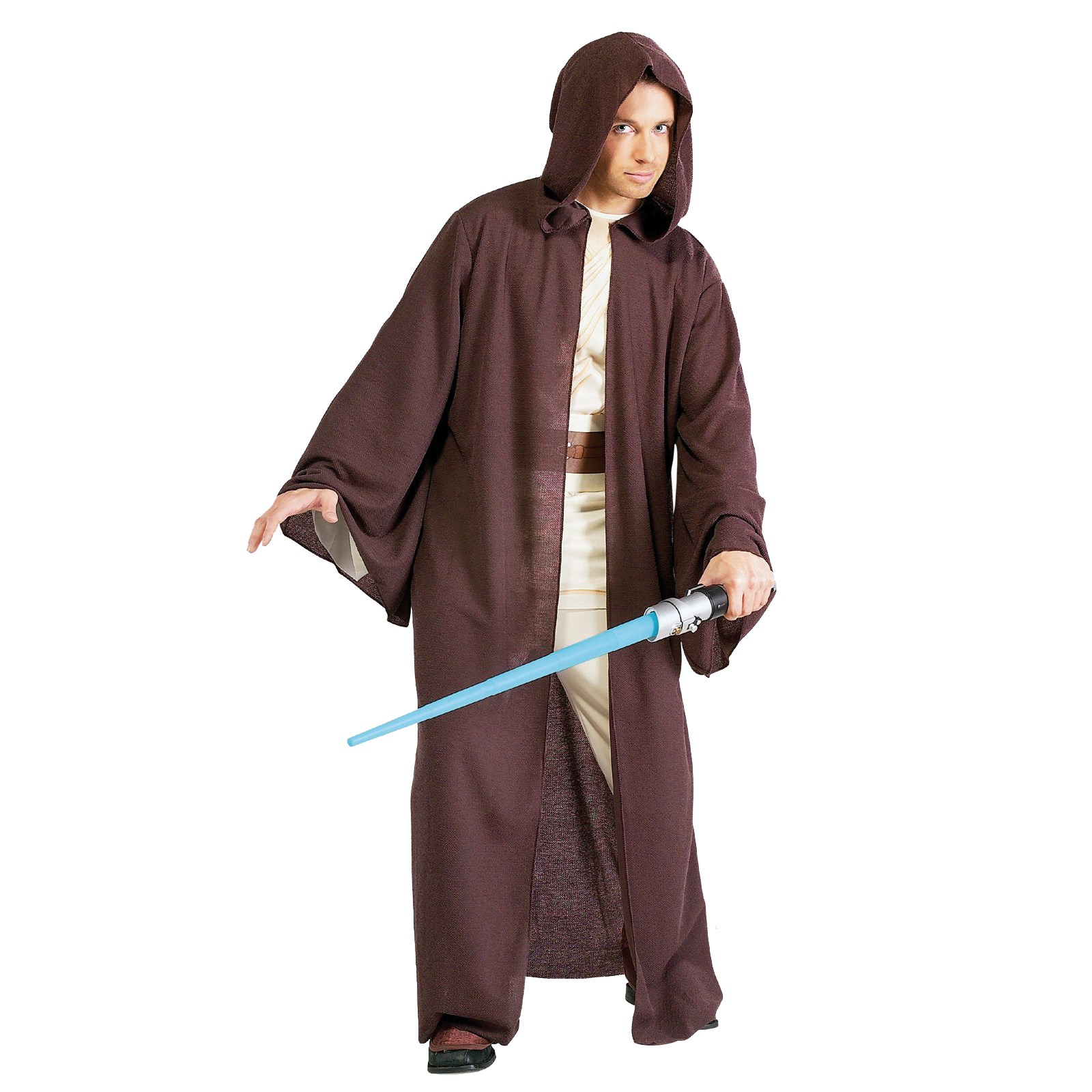 Image of Star Wars - Jedi Robe Deluxe Adult Costume