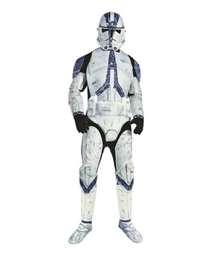 Star Wars  Clone Trooper Deluxe Adult Costume