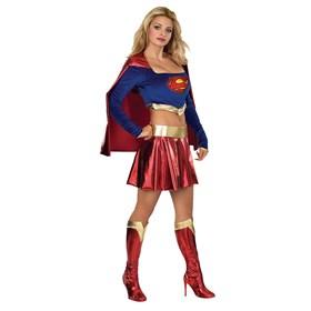 Supergirl 2005 Deluxe Adult Medium