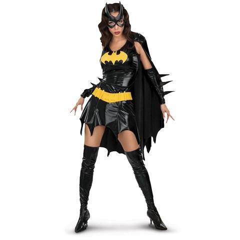 Batgirl Deluxe Adult Costume