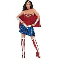 Wonder Woman 2005  Deluxe Adult Medium