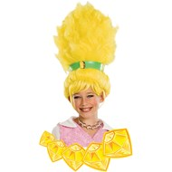 Trollz Topaz Trollhopper Deluxe Wig Child