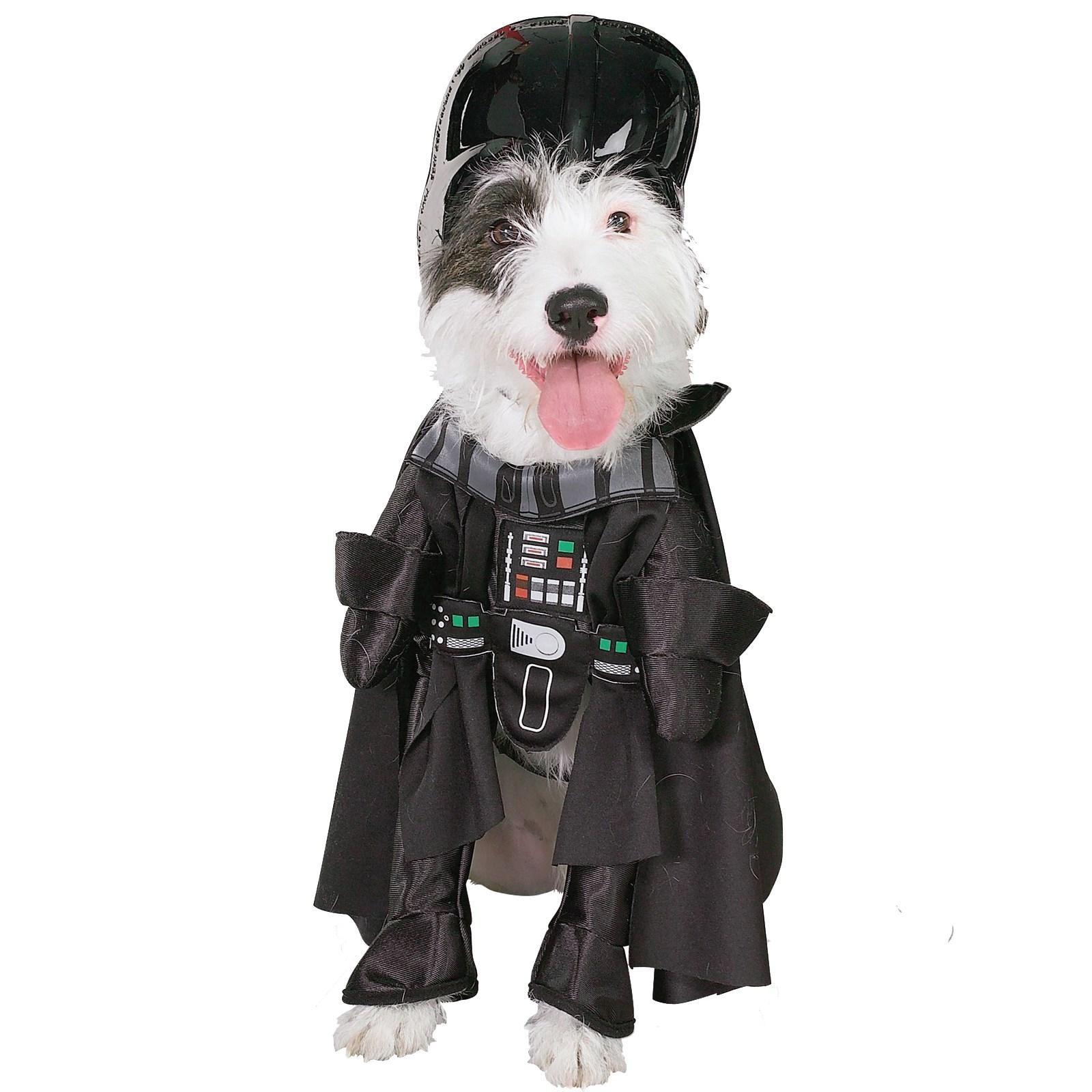 Star Wars Darth Vader Dog Costume