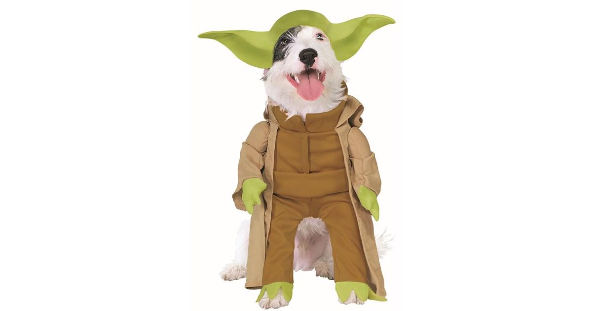 Star wars yoda dog costume buycostumes com
