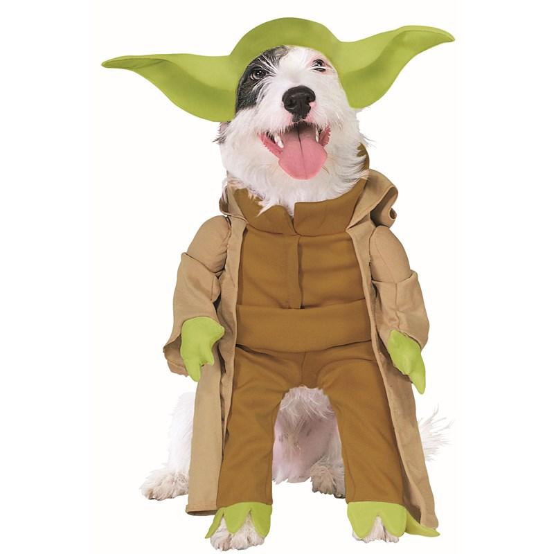 Star Wars Yoda Dog Costume for the 2015 Costume season.