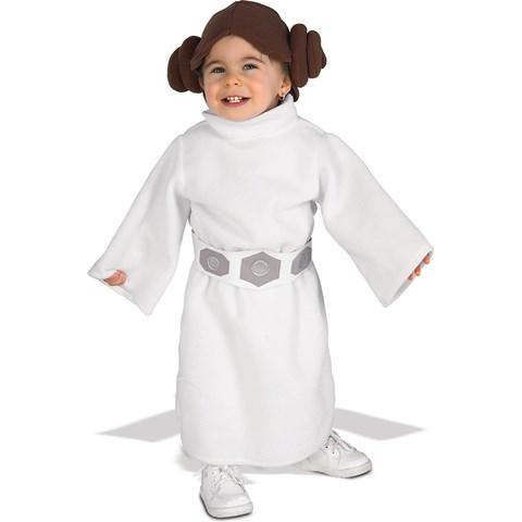 Star Wars Princess Leia Fleece Infant / Toddler Costume