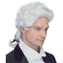 Colonial Man Wig