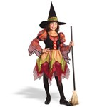 Pretty Princess Witch  Child Costume