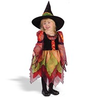 Pretty Princess Witch Toddler 3T-4T