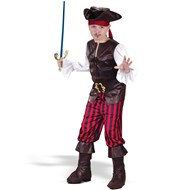 Boy High Seas Buccaneer Child Small