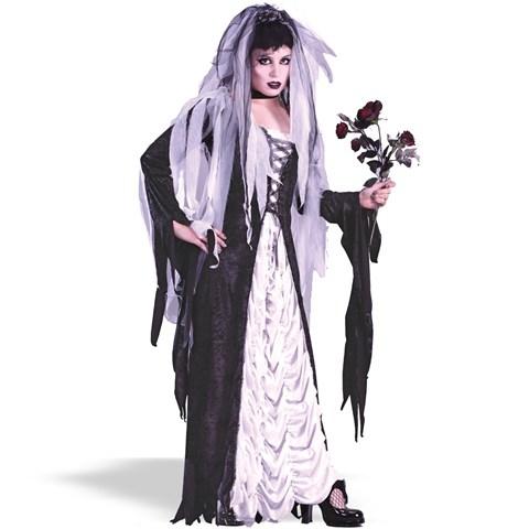 Coffin Bride Adult Costume