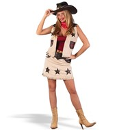 Classic Cowgirl  Adult