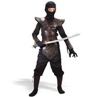 Leather Ninja Fighter  Child