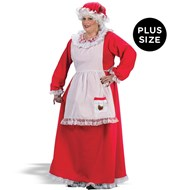 Mrs. Claus Adult Plus
